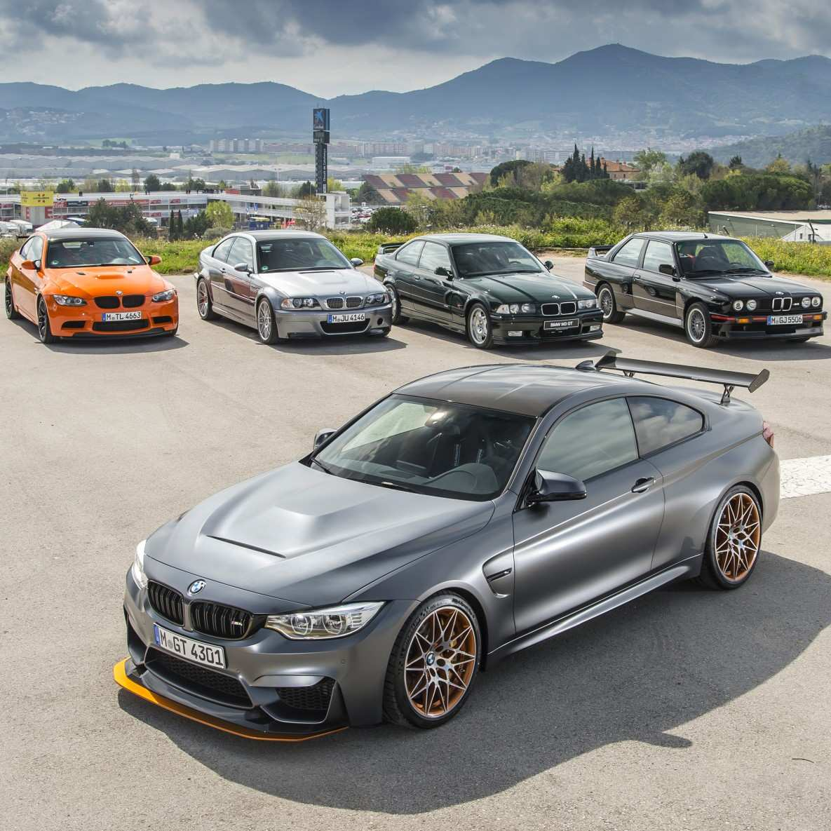 39 The 2020 BMW M4 Gts Pictures