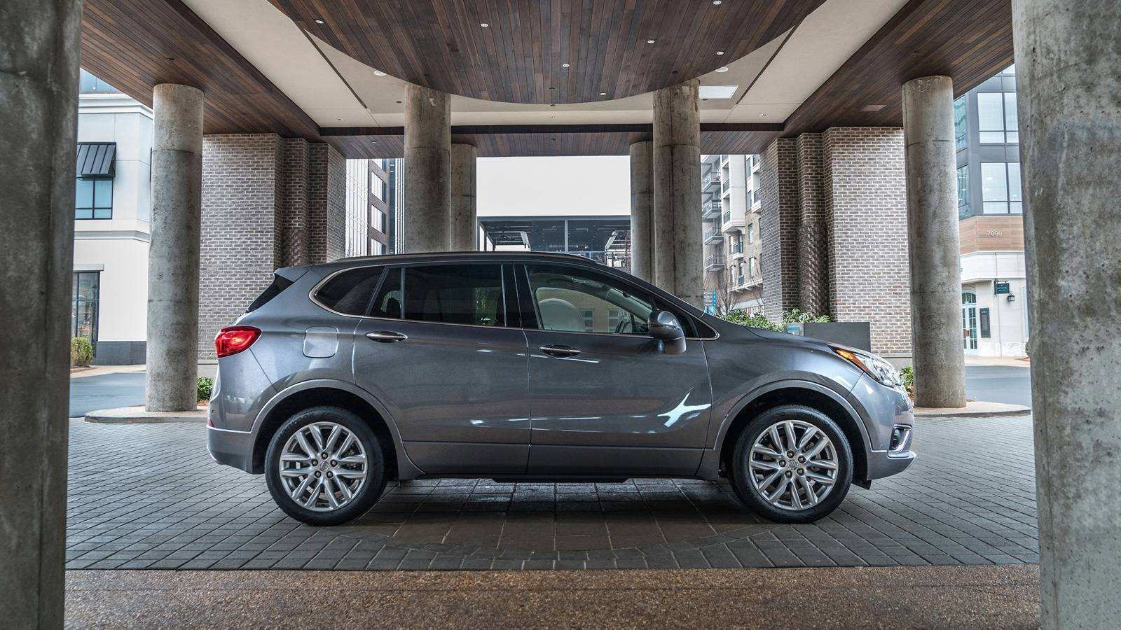 39 The 2020 Buick Envision Redesign