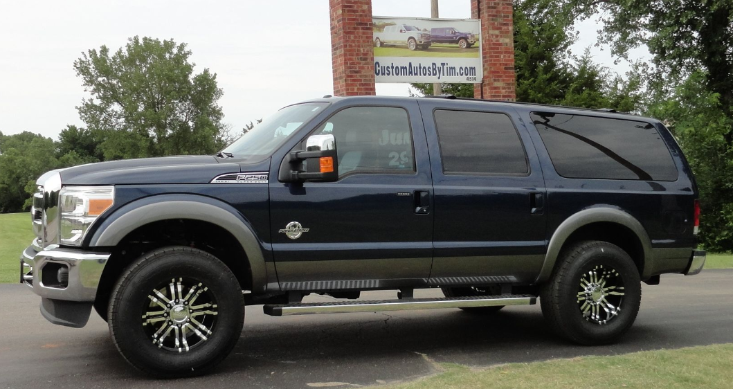 39 The 2020 Ford Excursion Diesel Prices