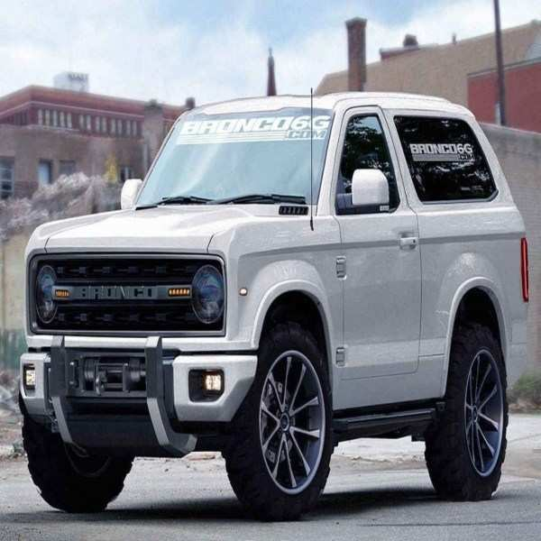 39 The 2020 Ford Svt Bronco Raptor Specs And Review