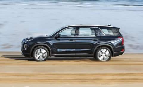 39 The 2020 Hyundai Palisade Length Picture
