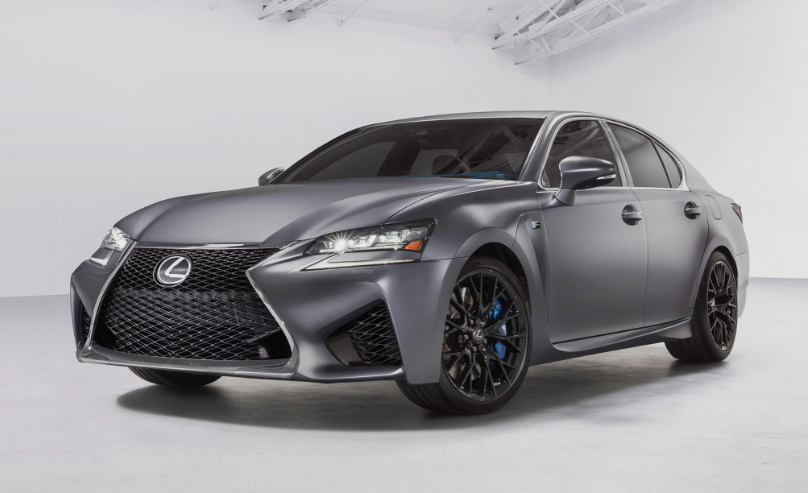 39 The 2020 Lexus GS F Images