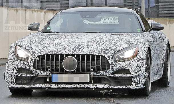 39 The 2020 Mercedes AMG GT Price And Review