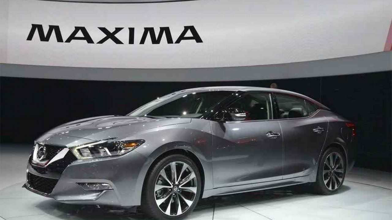 39 The 2020 Nissan Maxima Detailed Concept And Review