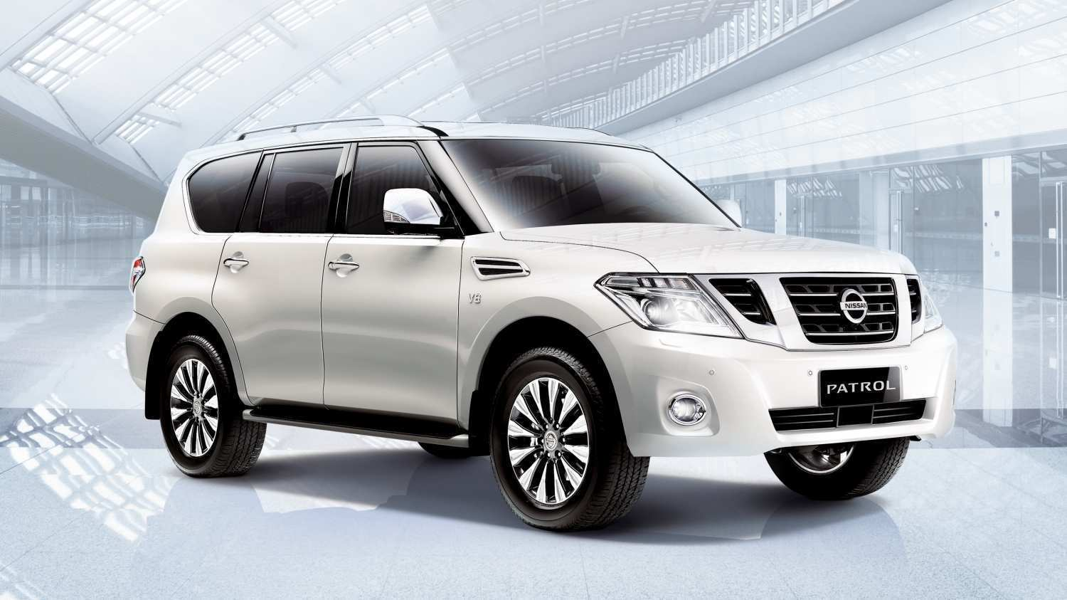 39 The 2020 Nissan Patrol Performance