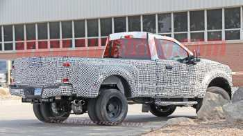 39 The 2020 Spy Shots Ford F350 Diesel Release Date