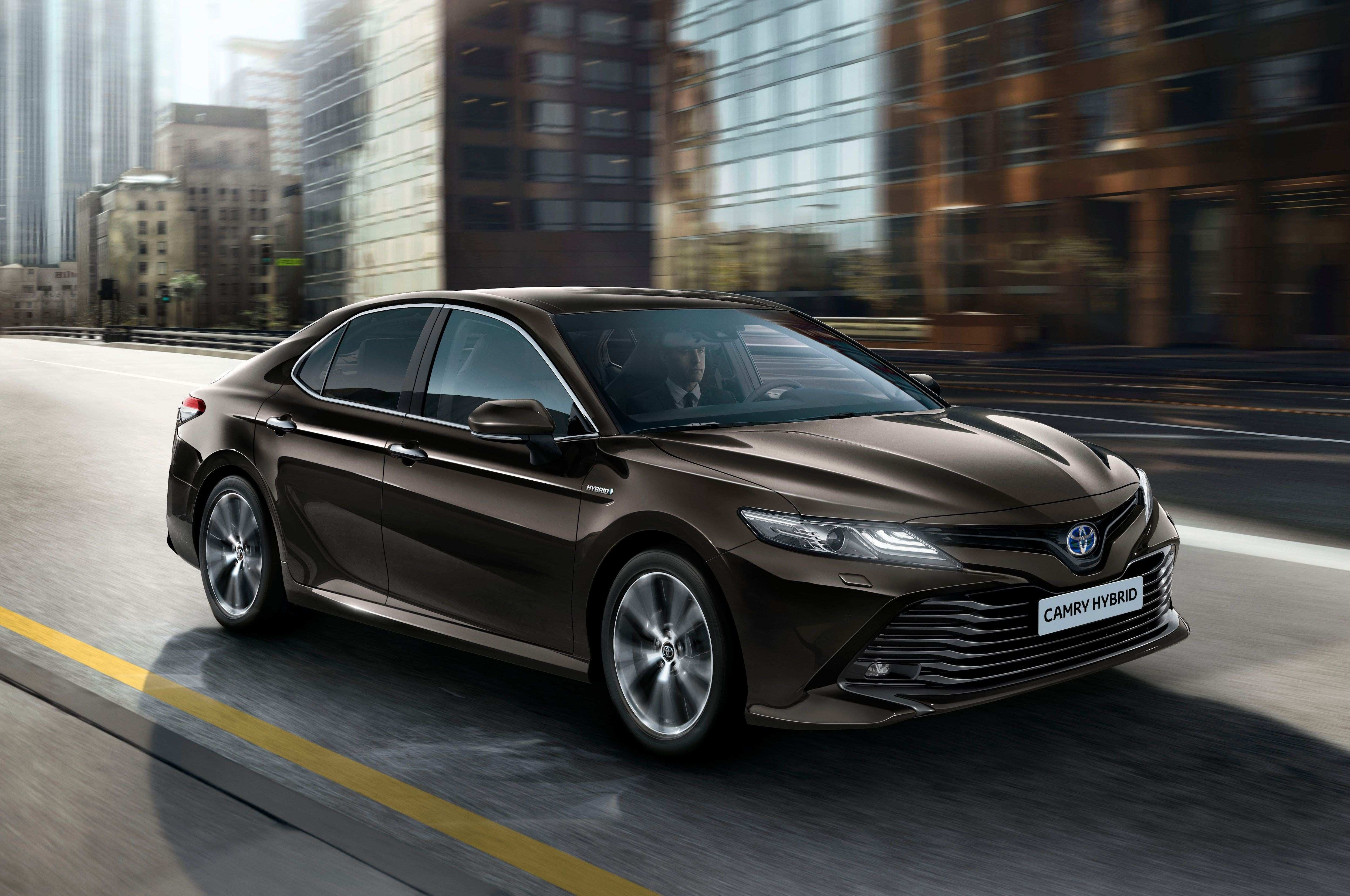 39 The 2020 Toyota Camry Reviews