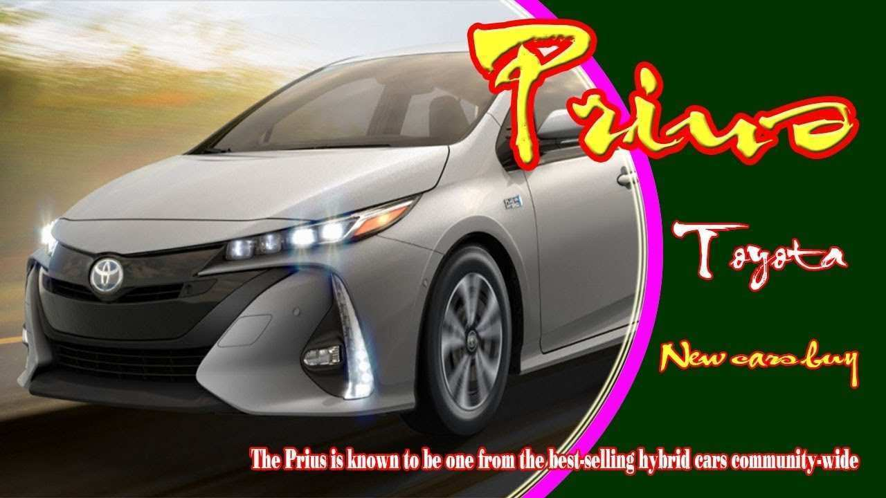 39 The 2020 Toyota PriusPictures History