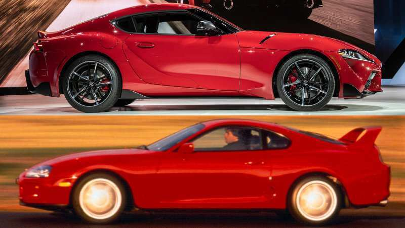 39 The 2020 Toyota Supra Price And Review