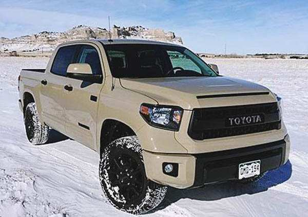 39 The 2020 Toyota Tacoma Diesel Overview