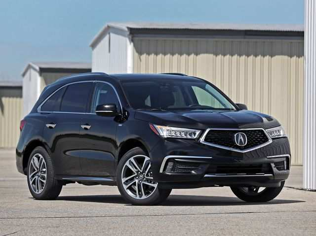 39 The Best 2019 Acura MDX Hybrid New Review