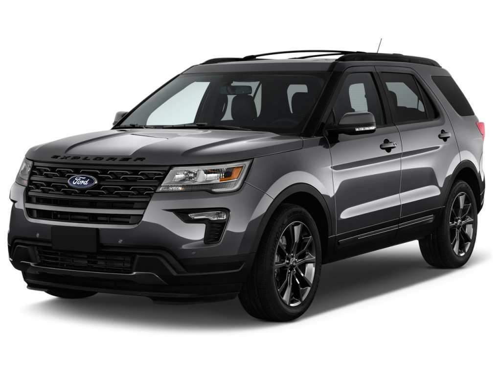 39 The Best 2019 Ford Explorer Sports Picture