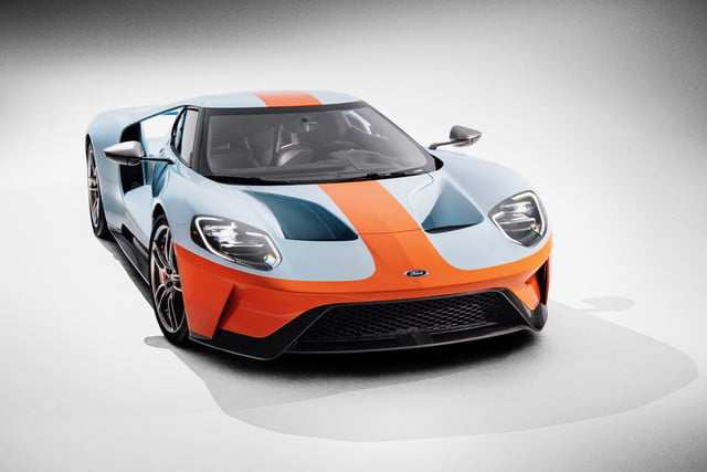 39 The Best 2019 Ford Gt Supercar Release