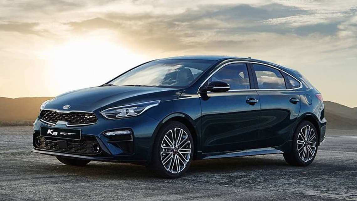 39 The Best 2019 Kia Gt Coupe Specs