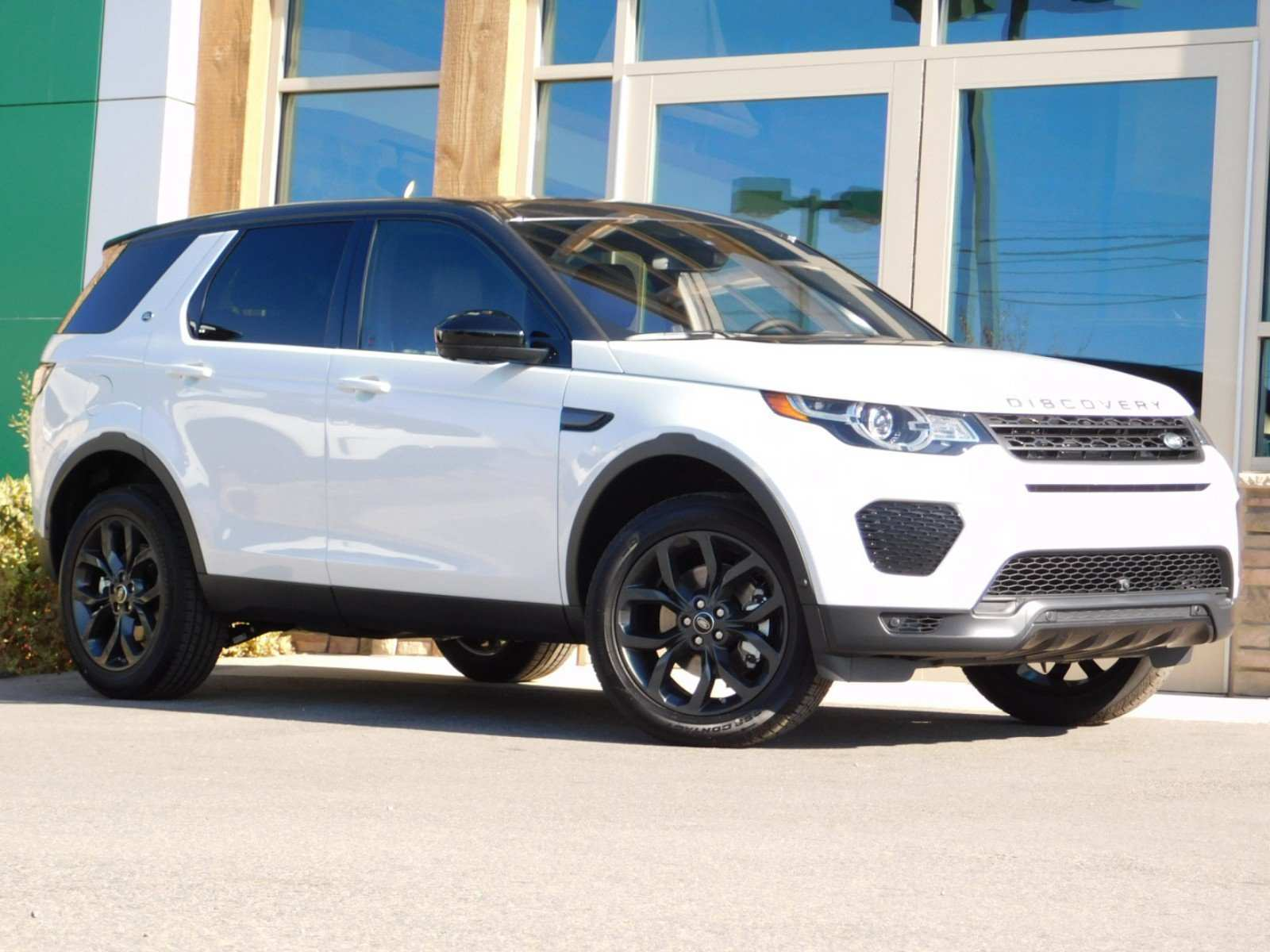 39 The Best 2019 Land Rover Discovery Sport Model
