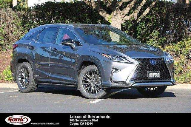 39 The Best 2019 Lexus RX 450h Redesign and Review