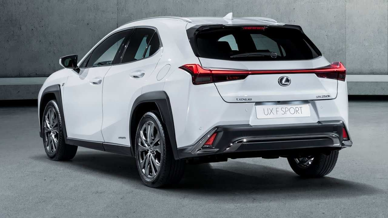 39 The Best 2019 Lexus Ux Canada Specs