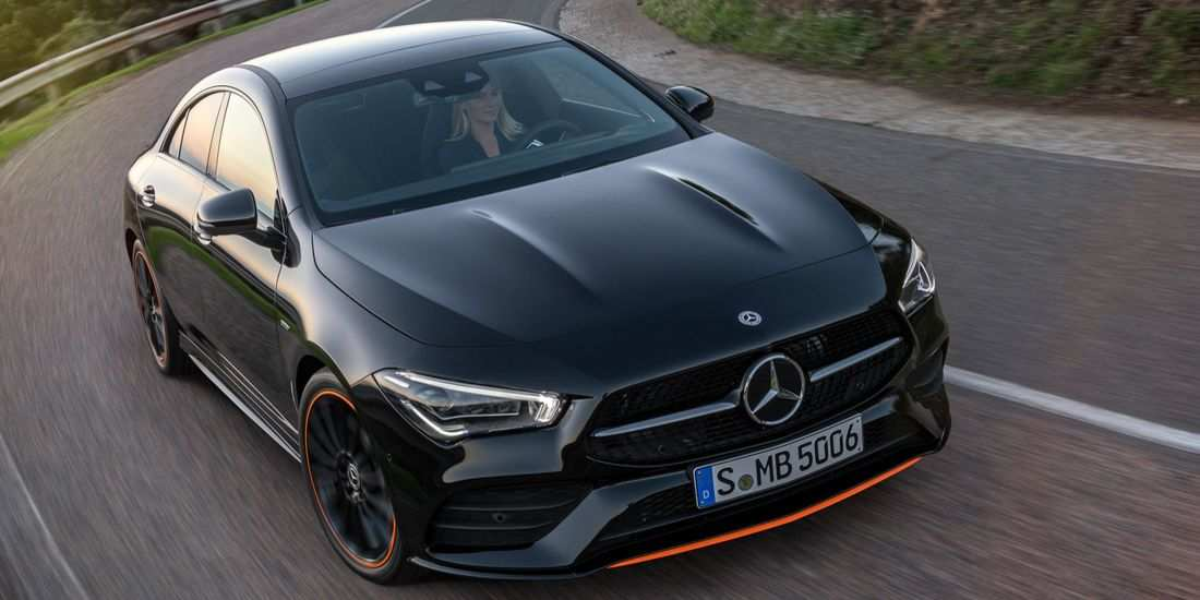 39 The Best 2019 Mercedes CLA 250 Concept And Review
