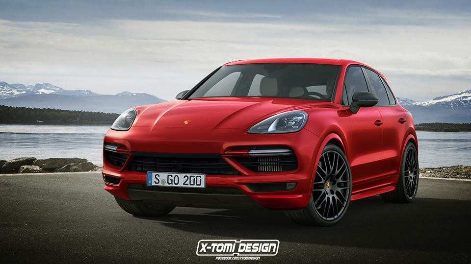 39 The Best 2019 Porsche Cayenne Model Exterior And Interior