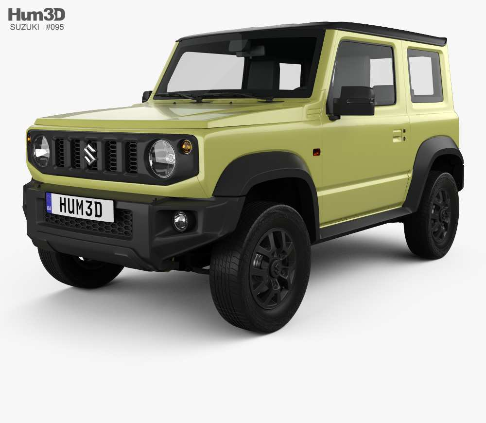 39 The Best 2019 Suzuki Jimny Model Photos