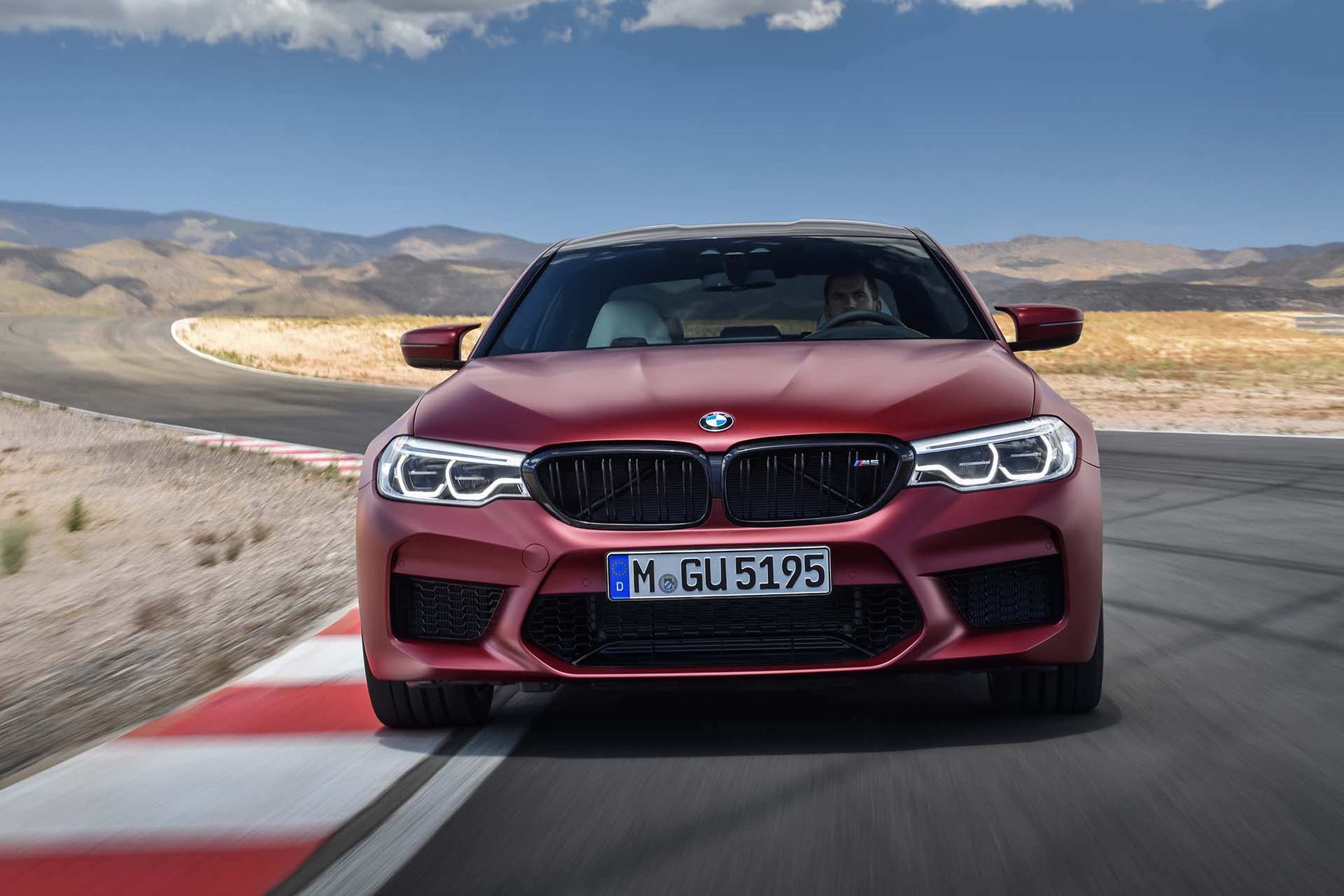 39 The Best 2020 BMW M5 First Drive