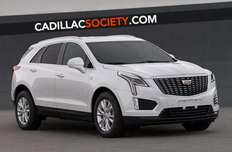 39 The Best 2020 Cadillac SRX New Model And Performance