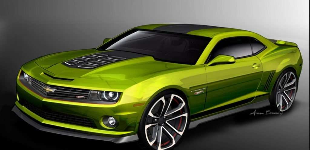 39 The Best 2020 Camaro Z28 Horsepower Research New
