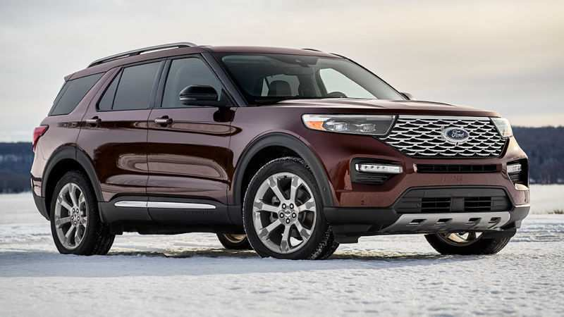 39 The Best 2020 Ford Explorer Jalopnik Wallpaper