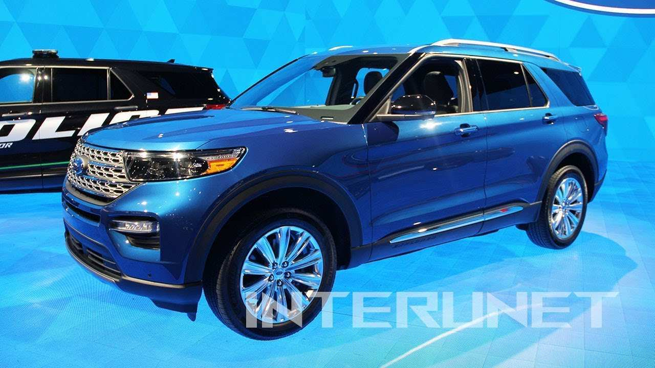 39 The Best 2020 Ford Explorer Limited Prices