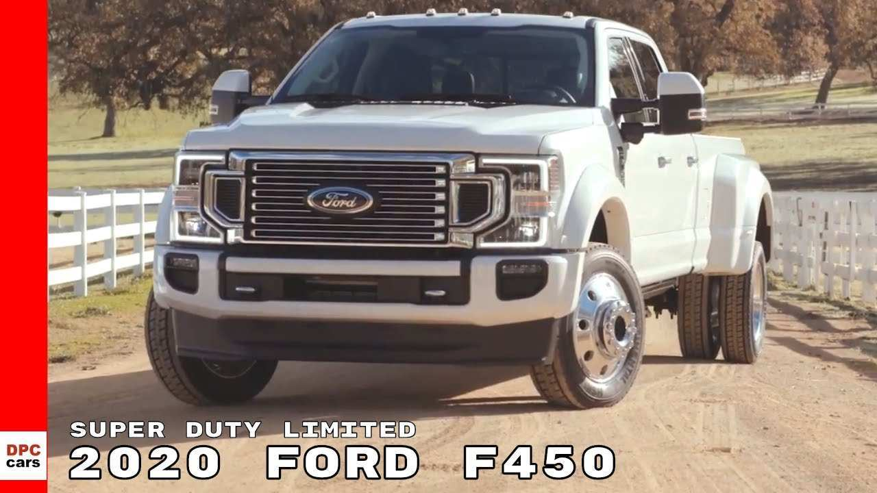 39 The Best 2020 Ford F450 Super Duty Overview