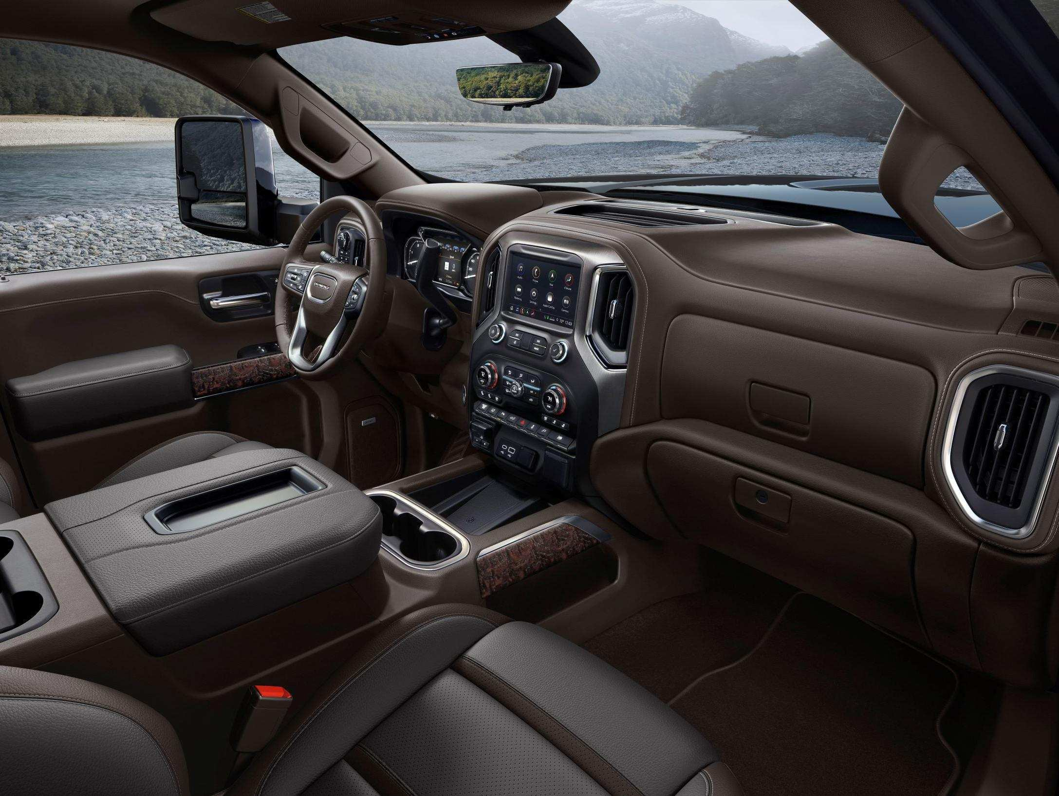39 The Best 2020 GMC Interior Redesign And Review