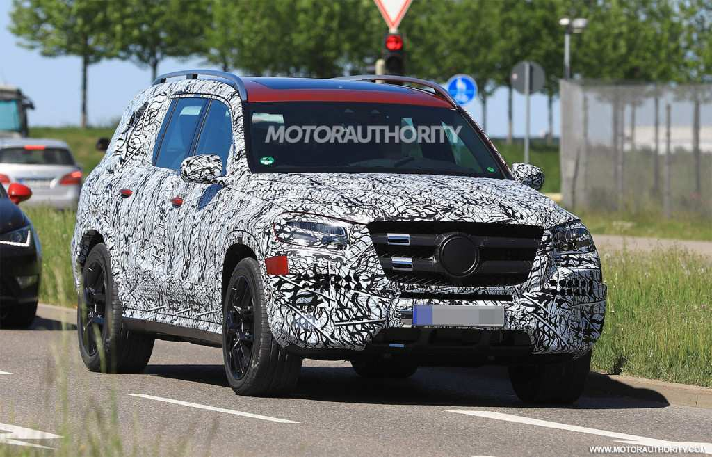 39 The Best 2020 Mercedes Gl Class Review And Release Date