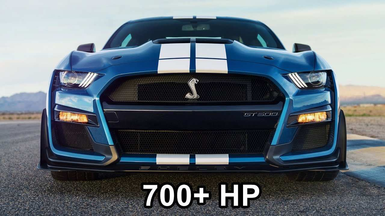 39 The Best 2020 Mustang Gt500 Reviews