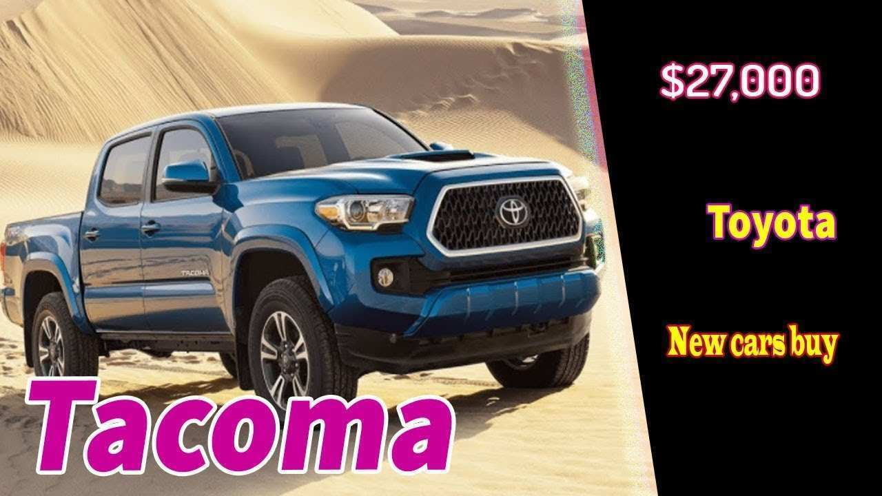 39 The Best 2020 Toyota Tacoma Diesel Research New