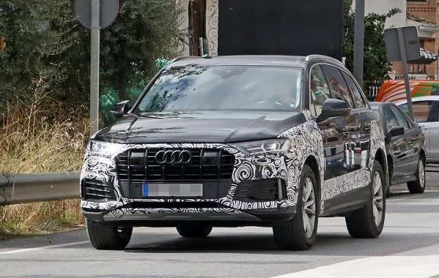 39 The Best Audi Q7 Hybrid 2020 First Drive