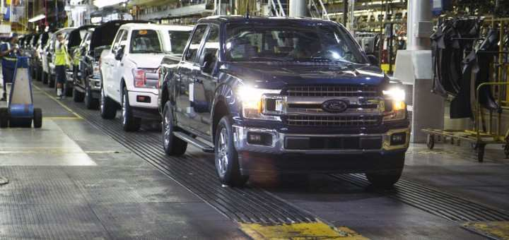 39 The Best Ford F150 Redesign 2020 History
