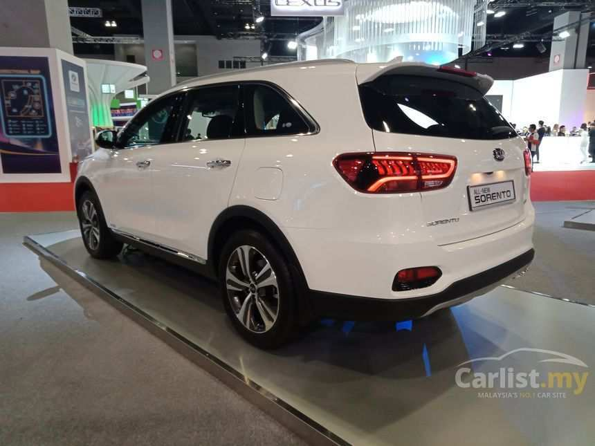 39 The Best Kia Sorento 2019 White Configurations