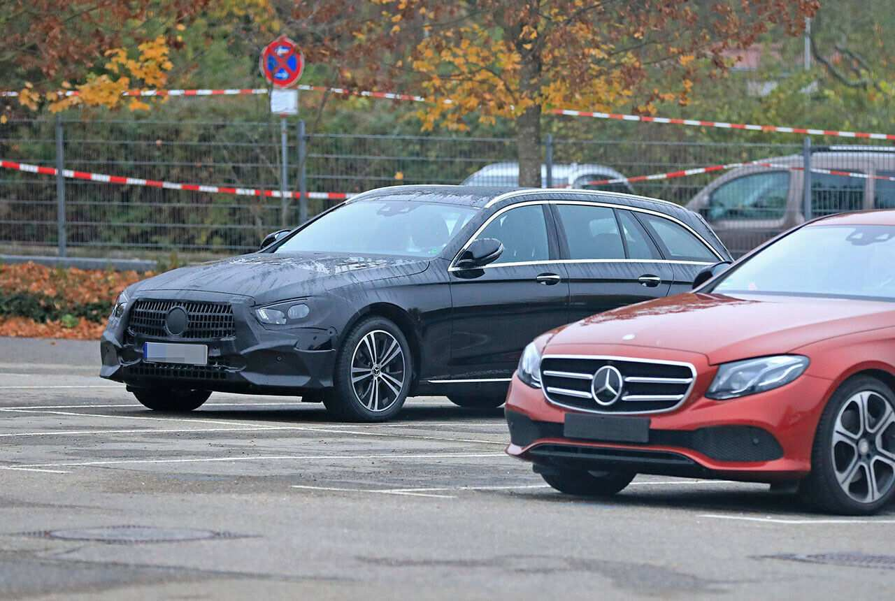 39 The Best Mercedes E Class Facelift 2019 Release Date