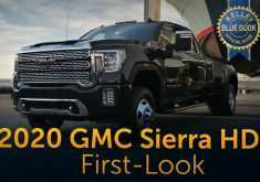Release Date For 2020 GMC 2500