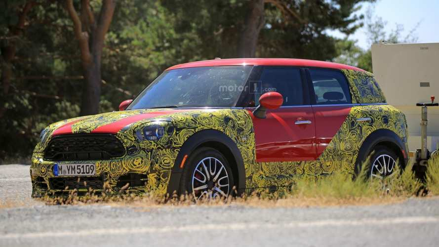 39 The Best Spy Shots Mini Countryman Research New