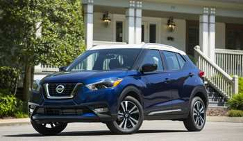 39 The Nissan Kicks 2019 Mexico Spy Shoot
