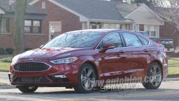 39 The Spy Shots Ford Fusion Specs