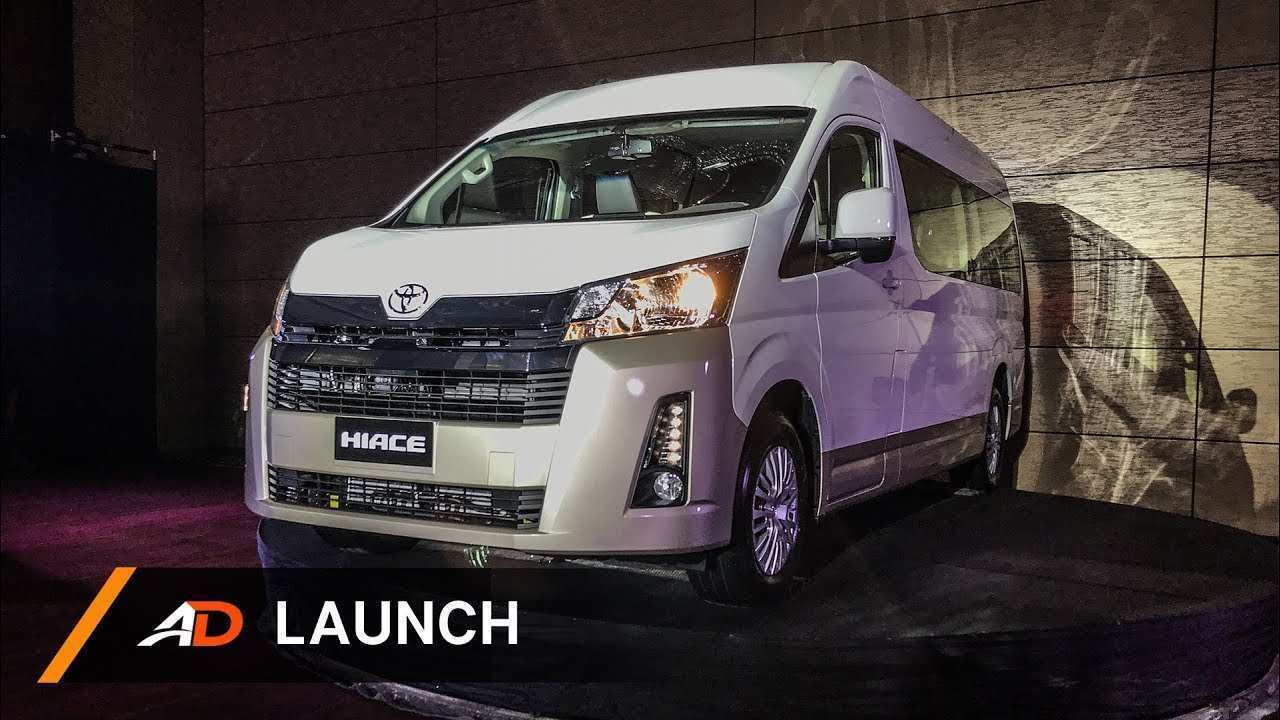 39 The Toyota Hiace 2019 Release