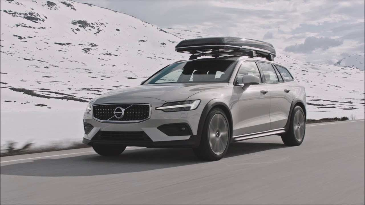 39 The Volvo 2019 V60 Cross Country Price Design And Review