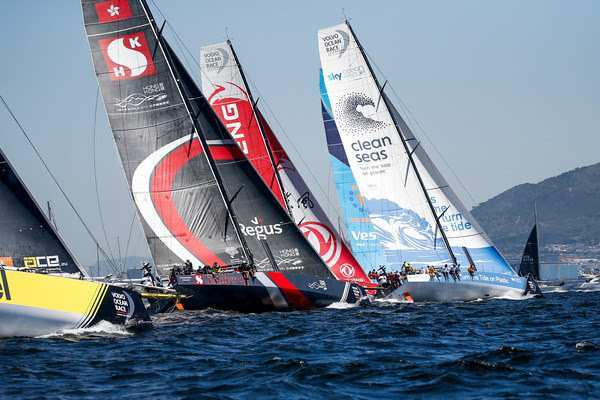 39 The Volvo Ocean Race 2019 Ratings