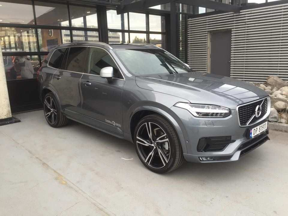 39 The Volvo Xc60 2019 Osmium Grey Redesign And Concept