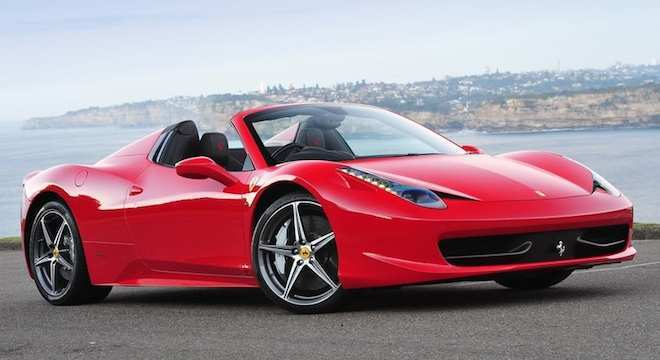 40 A 2019 Ferrari 458 Spider First Drive