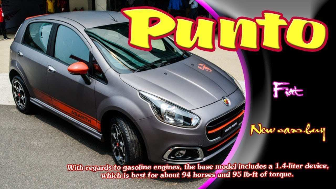 40 A 2019 Fiat Punto Price And Review