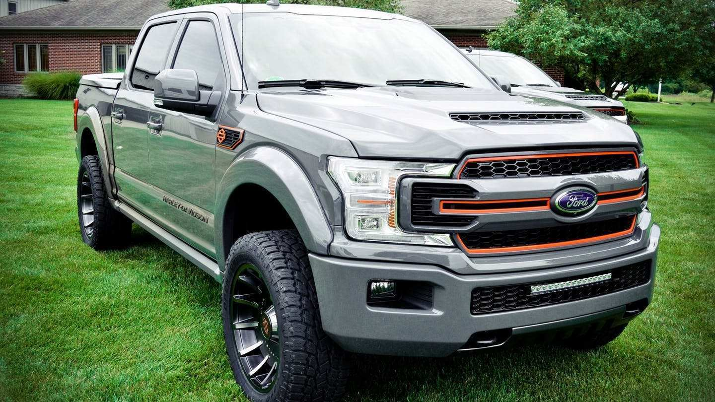 40 A 2019 Ford F 150 Spesification