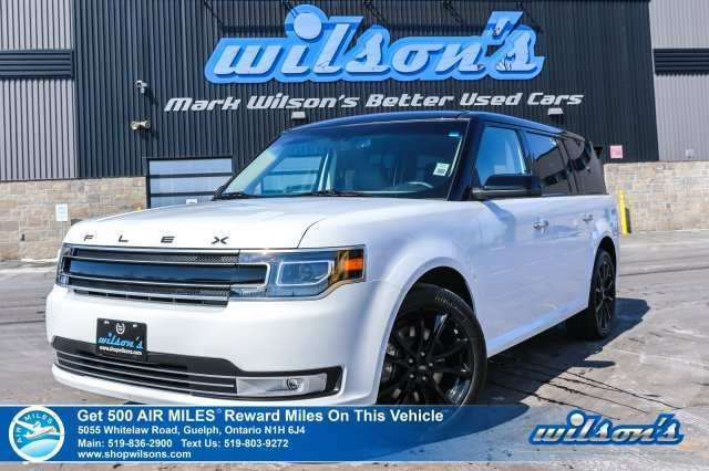 40 A 2019 Ford Flex S Wallpaper